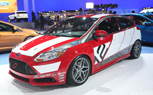 LA 2010: Ford Focus Race Car – First Live Photos