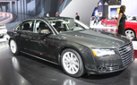 LA 2010: Audi A8 L is Filled With Extravagance and Horsepower