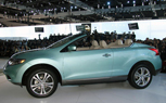 LA 2010: Nissan Murano CrossCabriolet All Set for South Beach [Video]