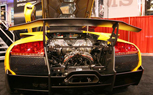 SEMA 2010: Underground Racing Twin-Turbo Lamborghini LP670-SV Makes 1,400-HP