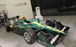 LA 2010: Lotus to Run 'Own' Engines in 2012 Indy Car Season [Video]