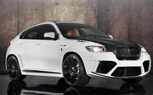Mansory BMW X6 M Gets 670-HP and Lots of Carbon Fiber