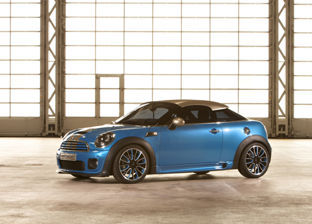 MINI Coupe to Debut at Frankfurt Auto Show as New Halo Performance Model