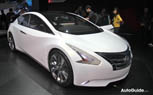 LA 2010: Nissan Ellure Concept Debuts Inspiring the Next Generation Altima [Video]