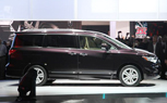 LA 2010: 2011 Nissan Quest is Anything But Square [Video]