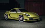 Porsche Cayman R Breaks Cover Ahead of LA Auto Show Debut [Video]