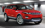 Range Rover Evoque 5-Door Revealed Ahead of LA Auto Show Debut