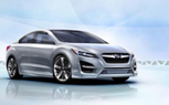 LA 2010: Subaru Impreza Design Concept a Bold New Direction for Subie's Quirky Compact [Video]