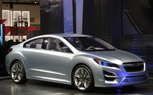 LA 2010: Subaru Impreza Concept Foreshadows Future Model [Video]