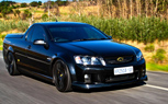 South African Tuner Lupini Builds 556-HP Holden Maloo-Based Chevy Ute SS