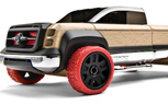 Automoblox Launches Full-Size Hot Rods and Trailers in Time For The Holidays