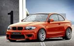 BMW 1 Series M Coupe to Get 451-HP?