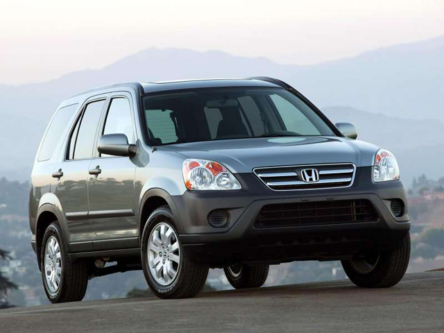NHTSA Investigating 2006 Honda CR-V For Fire Risk