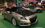 SEMA 2010: Honda CR-Z Concepts Attempt To Change Public's Perception