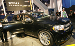 SEMA 2010: Dodge Durango Citadel Black & Tan