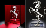 Ferrari Offers Limited Edition Prancing Horse Sculpture