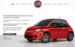 Fiat 500 Prima Edizione Models Sell Out in Canada in 12 Hours
