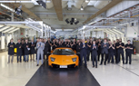 Lamborghini Builds Final Murcielago