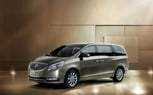 Buick GL8 Minivan Makes Its Debut For Chinese Market