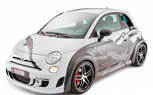 Fiat 500 Tuned by Hamann to 275-HP