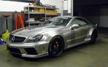 iForged Misha Designs Widebody Mercedes SL: Behind the Scenes
