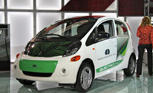 Mitsubishi Builds 5000th i-MiEV Electric Car