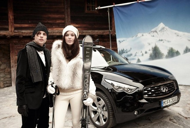 c3cce4b0a4 Infiniti and Volant Team Up For Limited Edition Ski Pack » AutoGuide.com  News