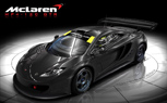 McLaren MP4-12C GT3 and GT2 Race Cars Coming in 2012, 2013