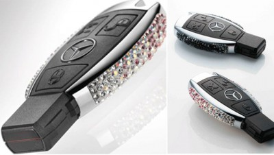mercedes-benz-swarovski-keys