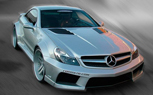 Misha Designs Mercedes SL Widebody is Extreme
