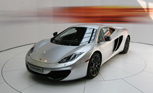 McLaren MP4-12C Priced At £168,500 In The United Kingdom