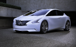LA 2010: Nissan Ellure Concept Previews Future Sedans [Video]