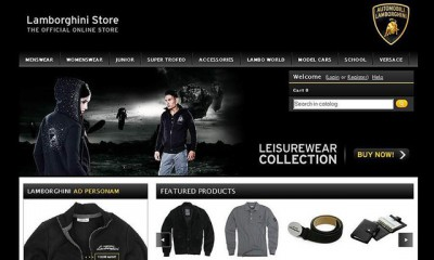 official-lamborghini-merchandise-website