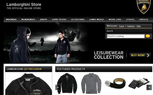 Official Lamborghini Merchandise Website Now Open For Business