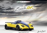 Pagani Zonda RAK Custom Made For German Dealer
