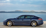 Porsche Panamera To Get Diesel Engine In 2011
