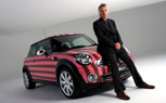 Paul Weller Designs Custom MINI For Special Charity Auction