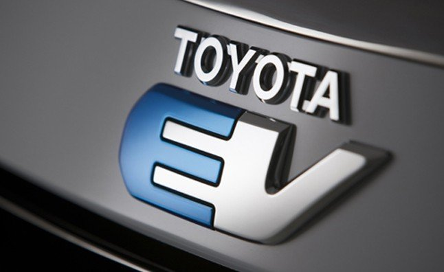 Toyota Planning EV Battery With Four Times More Power