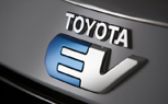 Toyota Teases RAV4 EV Ahead Of Los Angeles Auto Show Debut
