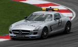 Formula 1 Safety Car Reaches 250th Grand Prix