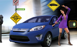 Drive a Ford Fiesta in the New The Sims 3 Game