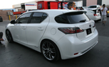 SEMA 2010: Lexus CT200h, HS250h Break Cover