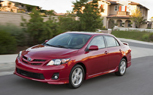 LA 2010: Toyota Corolla Debuts With Refreshed Face