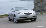 Acura ZDX Is America's Most Expensive Vehicle To Insure