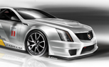 Cadillac Officially Announces CTS-V Coupe Racing Program