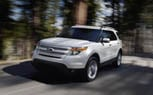 2011 Ford Explorer Gets Best-in-Class 25 MPG Highway