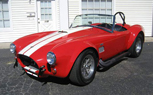 Carroll Shelby's 1965 Cobra S/C 427 Headed to the Auction Block