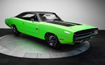 Sub Lime 1970 Dodge Charger R/T Stroked to 8.1-Liters; And It Could Be Yours