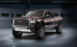 GMC Sierra All Terrain HD Concept Revealed Ahead of Detroit Auto Show