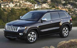 2011 Jeep Grand Cherokee Named 'Urban Truck of the Year'